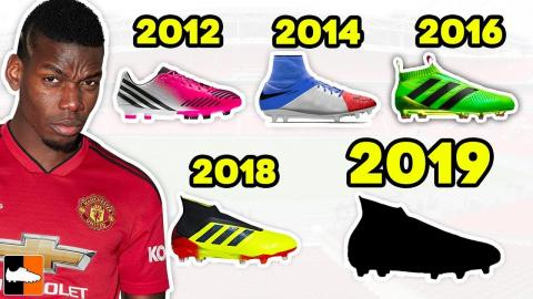 66164d8f5ac What Boots Does Cristiano Ronaldo Wear  CR7 + 2019 LVL UP