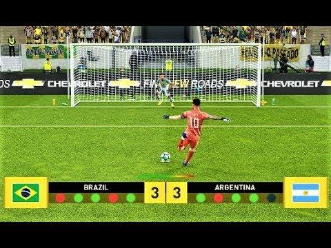 YOUNG MESSI vs MESSI 2019 | Penalty Shootout | PES 2019 Gameplay