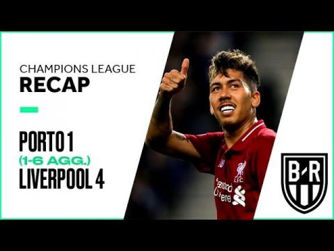 LIVERPOOL vs PORTO | Champions League 2019 | PES 2019 Gameplay HD